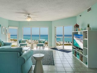 Sensational View Overlooking the Gulf of Mexico
