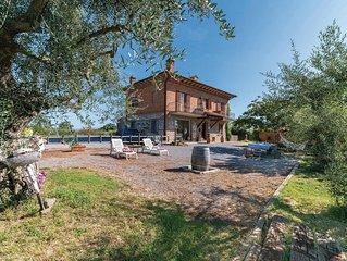 3 Zimmer Unterkunft in Montepulciano -SI-