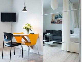 Great Centrally Apartment Near Amager Beach &metro