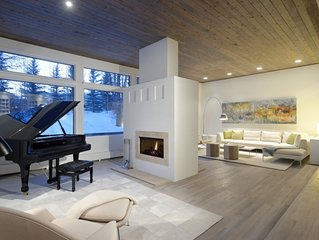 Quiet Private Home In Aspen With Beautiful Views