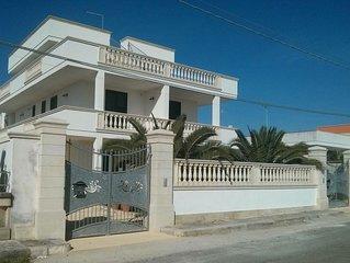 'Dimora Liccisa' casa vacanze a Porto Cesareo - Torre Lapillo - Punta Prosciutto