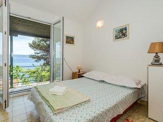 Seaside holiday house Mimice (Omiš) (K-11644)