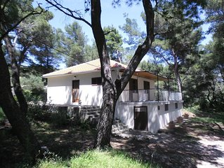 Holiday house with a parking space Sumartin (Brač) (K-12047)