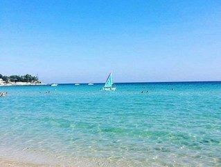 Vera vacanza sul mare in villa siciliana