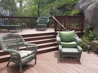 Relax Outdoors In This Updated Village Home... Walking Distance to Downtown