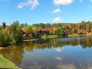 Access to Recreation Center and close to Loon, Franconia Notch and Lincoln!