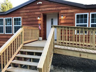 Double Play Cabins Ranch - Cooperstown - sleeps 9