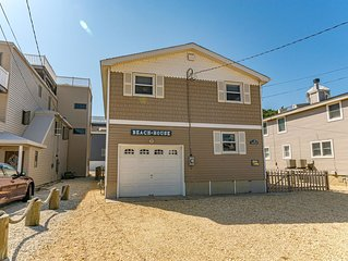 LBI Home in Holgate - 2 Homes from the Beach!