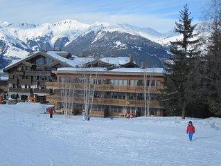 Situation exceptionnelle, skis aux pieds, à consommer sans modération !