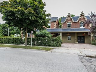 Telfer House down town Coach House