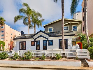 20% OFF thru FEB - Cute Condo in the Heart of La Jolla Village, walk to All!