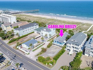 OCEANFRONT HAVEN: Your perfect getaway awaits in this classic beach cottage!!