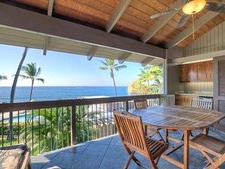 Aloha Condos, Kanaloa at Kona, Condo 2403, Oceanfront, AC
