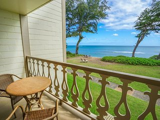 Aloha Condos, Islander on the Beach, Condo 225, Beachfront, AC