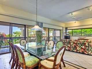Aloha Condos, Kona Coast Resort, Townhome 7-106 3BR 3BA, Sleeps 8