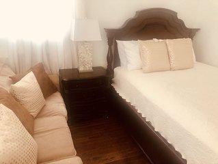 2 BEDROOMS  WITH  PRIVATE BATHROOM NEAR JFK SLEEPS 6