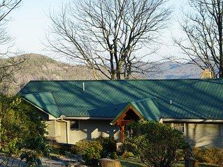 A Smoky Mountain Retreat near Cashiers, N.C.