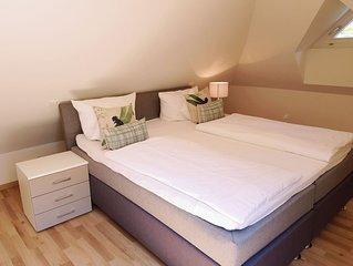 Apartment Molkenkur 2 Maisonette, 40qm, 1 Wohn-/Schlafraum, max. 4 Personen