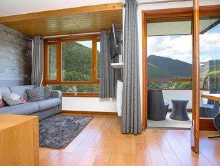 TER-RIAM-04 : Grand Studio avec belle vue sur la Vallée