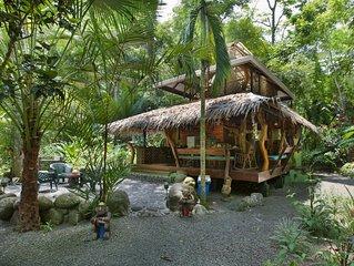 The Dream Palm House
