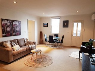 Modern and Stylish and Surprisingly Spacious and in the Heart of Town!