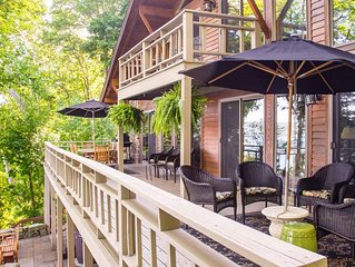 Timbercrest: 'Rustic Luxury at its Finest'