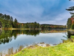 8 Bedroom Home - 500 Acres w/Private Lake near Great Skiing - for All-Season Fun