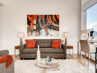 Theatre District Studio Apartment, The Ultimate in City Living