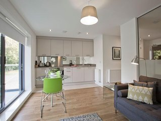 LUXURY STUDIO Apartment in Stoneywood, Aberdeen