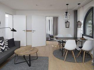 Ferienwohnung Gartengeschoss, ca. 50qm, 1 Schlafzimmer, max. 3 Personen