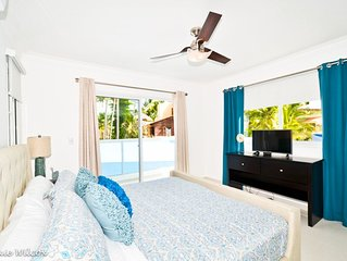 Brand New Beach Condo at The SANCTUARY * Los Corales