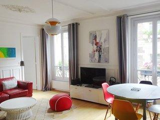 Appartement de charme 2 pieces 45m2 Paris 12e /Montgallet