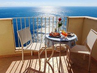 Casa per famiglie con terrazza e vista mare a soli 2km dal centro di Amalfi