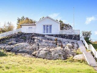 2 Zimmer Unterkunft in Skanevik