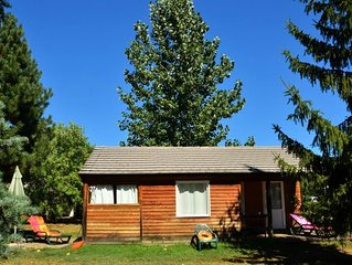 Camping Marmotel - Mobilhome 6 Personnes - Grand Causse