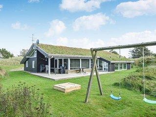 4 Zimmer Unterkunft in Blokhus