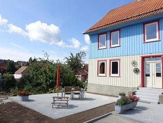 Huis Asgard - Geniet van een heerlijke vakantie in de Harz!