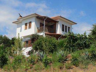 Spiti Avra - Pilioritisches Haus mit Blick aufs Tal - 2km vom Meer entfernt
