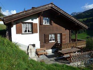 Das rustikale Ferienhaus am Sonnenhang