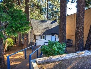 Cozy & Modern Mountain Home