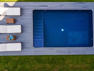 BEACH DREAM HOME! PRIVATE POOL, COMMON POOL, JACUZZI, GYM IN DELFINES 10 GUETS