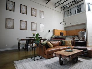 Uptown Charlotte Loft and Four Panther Season Tickets Great NFL Travel Package!