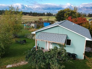Sage Cottage 406  ~ Vacation Getaway In The Heart Of The Bitterroot Valley