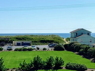 Gorgeous Ocean Views, Steps from the Beach - Blue Vistas OBX