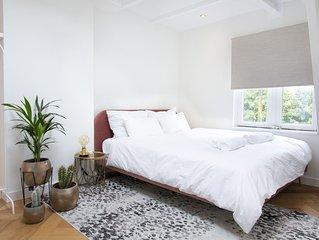 New! Stylish two bedroom studio - Amsterdam