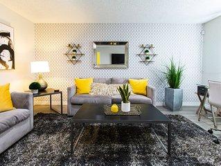 Plush Apt Suite Near Disney -Pool/Spa+WiFi+Parking (15670) - ROMI Living - Exten