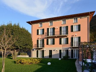 Sparkling 4 bedroom Villa in Lezzeno (Q7808)