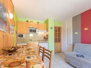 Appartement Serre Chevalier, 2 pièces, 4 personnes