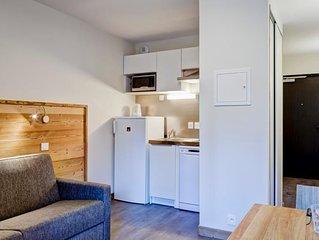 Appartement Brides-les-Bains, 1 pièce, 2 personnes