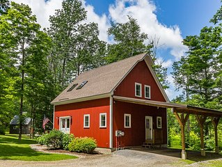 Manchester Luxury - Lovely 'New' Barn  - 8 Acres Close to Town